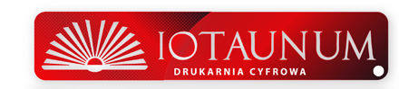 Druk Książek «  Tania drukarnia Iota Unum Warszawa